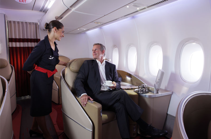 Air France: First Class La Première