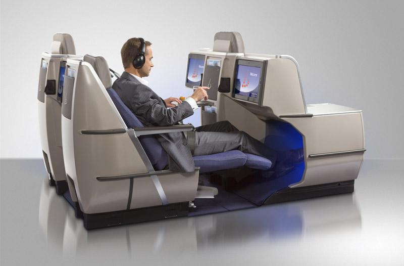 Brussels Airlines: Neuer Business Class Sitz