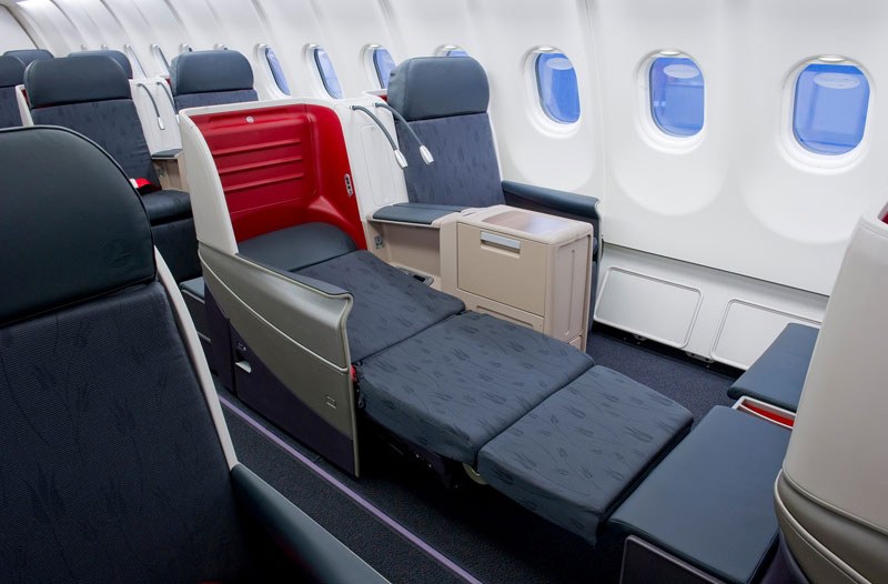 Turkish Airlines: Neue Business Class